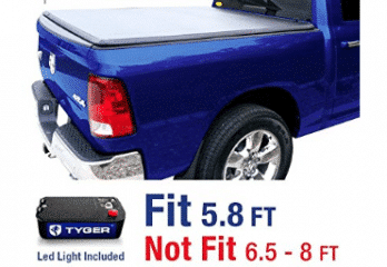 Best Truck Bed Covers in 2017 – Buyer's guide