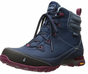 Ahnu Women's Sugarpine Hiking Boot -Women's Waterproof Boots
