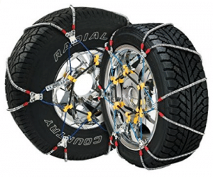 Security Chain Company SZ143 Super Z6 Cable Tire Chain for Passenger Cars