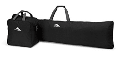 High Sierra Snowboard Sleeve and Boot Bag Combo -Snowboard Bags
