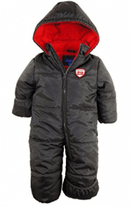 iXtreme Baby Boys Expedition Puffer Winter Snowsuit Pram Bunting - Best Baby Snowsuits