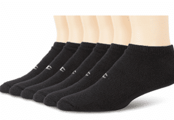 Champion Men's 6 Pack No Show Socks