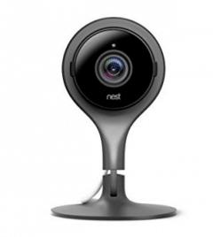 Nest Cam Indoor security camera, Works with Amazon Alexa