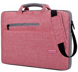 Brinch Multi-functional Suit Fabric Portable Laptop Carrying Bag