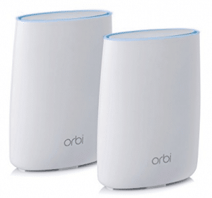 NETGEAR Orbi Home WiFi System: AC3000 Tri Band Home Network with Router & Satellite Extender