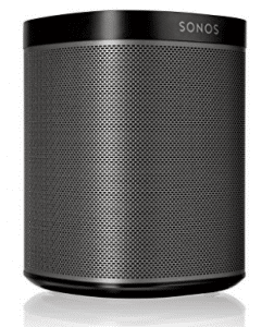 Sonos Play:1 Compact Wireless Speaker for Streaming Music. Works with Alexa
