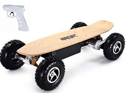 MotoTec MT-SKT-1600 1600w Dirt Electric Skateboard - Off Road Skateboards