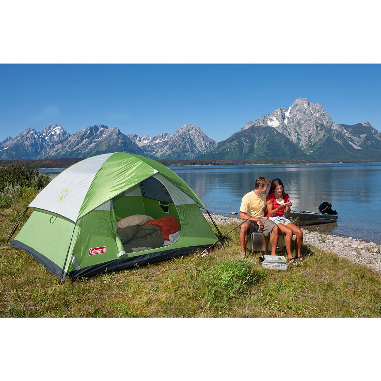 x photo trail room walmart of tent cabins cabin with screen screened com instant porch ozark person