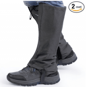 OUTAD Waterproof Outdoor Hiking Walking Climbing Hunting Snow Legging Gaiters