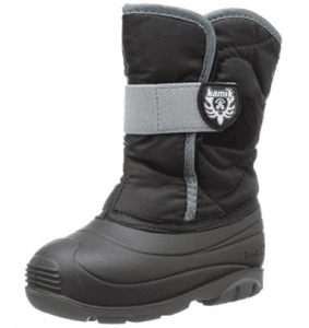 Kamik Footwear Snowbug3 Insulated Boot (Toddler) - Boys Snow Boots