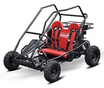 Coleman Powersports KT196 Gas Powered Off-Road Go Kart