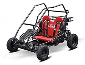 Coleman Powersports KT196 Gas Powered Off-Road Go Kart - Off Road Go Karts