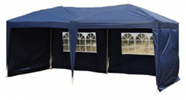 Goutime Uscanopy Easy Pop up Canopy Party Tent