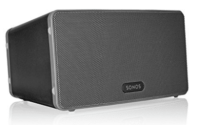 Sonos PLAY:3 Mid-Sized Wireless Smart Speaker for Streaming Music