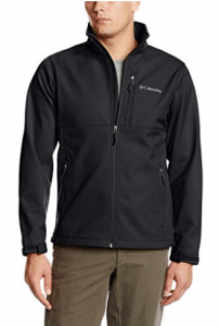 Columbia Men's Ascender Softshell Front-Zip Jacket,  Columbia Jackets for Men