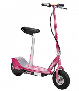 Razor E300S Seated Electric Scooter, Electric Scooter for Kids