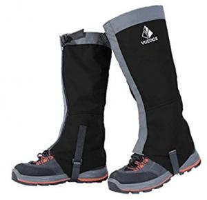 Waterproof Snow Leg Gaiters - YUEDGE Unisex(Front Opening Velcro Design)