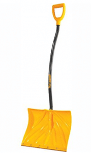 True Temper 18-Inch Ergonomic Snow Shovel