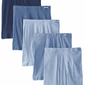 Hanes Men's FreshIQ Comfort Soft Boxer Briefs - 5 Pack and 10 Pack and Colors May Vary