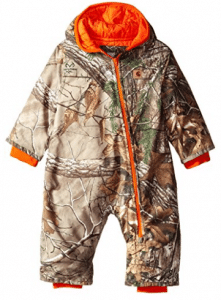 Carhartt Baby Boys' Camo Snowsuit - Best Baby Snowsuits