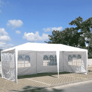 FCH 10'x20'Outdoor Patio Party Canopy Tent Wedding Outdoor Tent Heavy duty Gazebo Pavilion For Waterproof 4 - Wedding Canopy