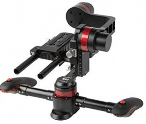 Ikan MD2 3-Axis Handheld A.I. Gimbal Stabilizer