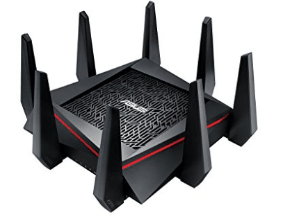 ASUS AC5300 Wireless Tri-Band (Dual 5GHz + Single 2.4GHz)