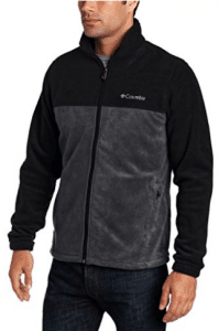 Columbia Men's Big Steens Mountain Full Zip 2.0 Fleece Jacket ,  Columbia Jackets for Men