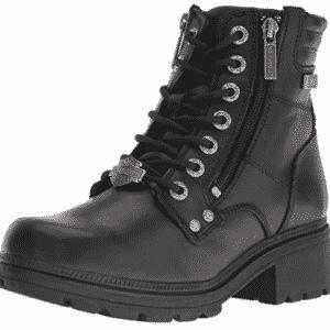 Harley-Davidson Women's Inman Mills Motorcycle Boot - Women's Waterproof Boots
