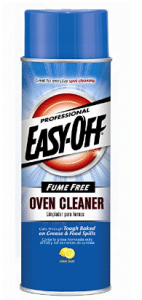 Easy-Off Professional Fume Free Max Oven Cleaner, Grill Cleaners