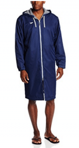 Speedo Unisex Team Swim Parka - Parka Jackets for Men