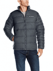 Columbia Men's Frost-Fighter Puffer Jacket -  Columbia Jackets for Men