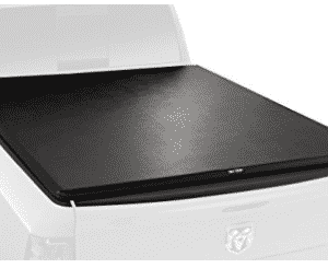 "TruXedo 246901 TruXport Soft Roll-Up Dual Latch 6Ft 4"" Tonneau Cover, Truck Bed Covers"