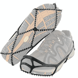 Yaktrax Walk Traction Cleats for Walking on Snow and Ice - Ice Traction Cleats