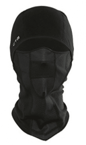 Chaos -CTR Tempest Multi Tasker Pro Micro Fleece Balaclava with Windproof Face Mask - Winter Face Masks