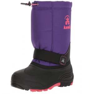 Kamik Rocket Cold Weather Boot - Boys Snow Boots