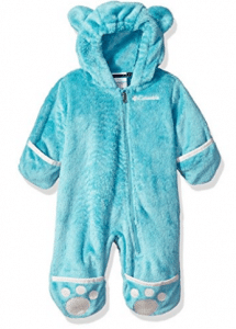 Columbia Baby Girls' Foxy Baby II Bunting - Best Baby Snowsuits