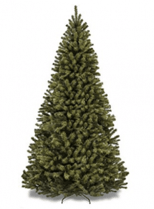 Best Choice Products 7.5' Premium Spruce Hinged Artificial Christmas Tree W/ Stand