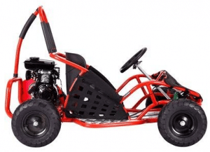 MotoTec MT-GK-05 Red Off Road Go Kart - Off Road Go Karts 79Cc