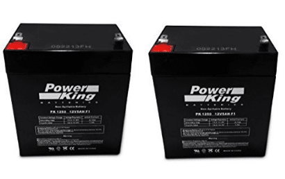 Razor E100 E125 E150 Electric Scooter battery 12V 5AH - 2 Pack (PK1250)