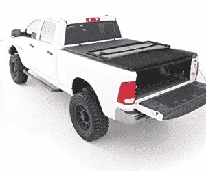 Smittybilt 2630021 Smart Cover for Ford F-150 with 5.5' Bed, Truck Bed Covers