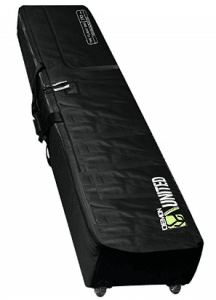 Demon Phantom Fully Padded Travel Snowboard Bag with WHEELS -Snowboard Bags