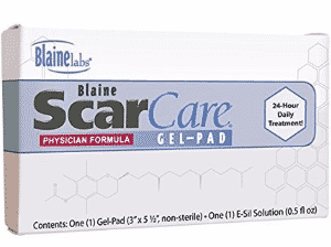 Blaine Labs Scar Care Gel Pad