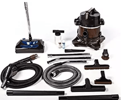 Rebuilt Rainbow D4 SE GV Vacuum Cleaner Loaded with new GV tools & accessories 5 Year Warranty