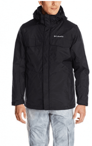 Columbia Sportswear Men's Bugaboo Interchange Jacket with Detachable Storm Hood -  Columbia Jackets for Men