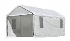 ShelterLogic 25772 ClearView Enclosure Kit 10 x 20'