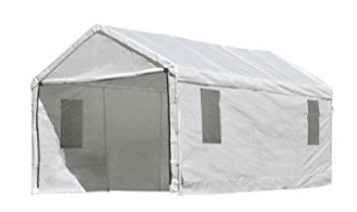 ShelterLogic 25772 ClearView Enclosure Kit 10 x 20'