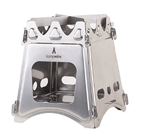 WoodFlame Ultra Lightweight Portable Wood Burning Camping Stove - Wood Burning Stoves