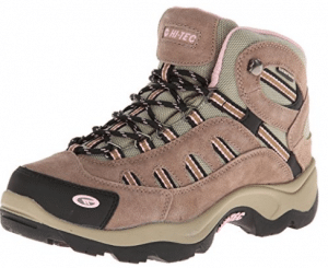Hi-Tec Women's Bandera Mid-Rise Waterproof Hiking Boot - Women's Waterproof Boots