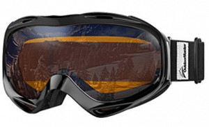 OutdoorMaster OTG Ski Goggles - Over Glasses Ski